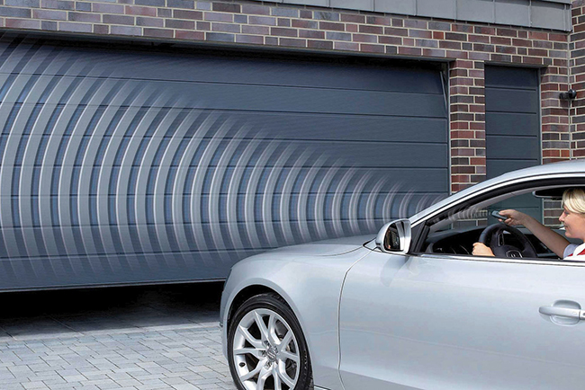 automatic garage doors Edgware